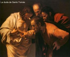 La duda de Santo Tomás