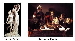 Apolo y Dafne, La cena de Emaús