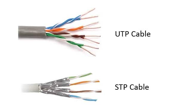 UTP STP cable
