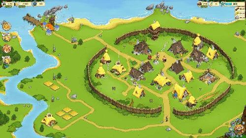 campamento asterix y obelix