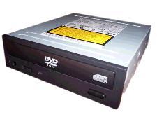 lector grabador de cds dvds