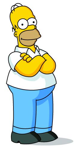 Homer Simpon